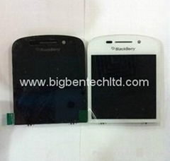 LCD displayer with digitizer assembly for Blackberry Q10