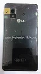 battery door back cover rear housing for LG Optimus G E973