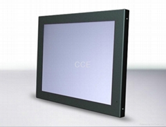 "15"" Vandalism Secure Panel Touch PC"