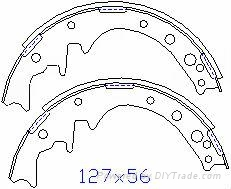 Toyota Brake Shoes