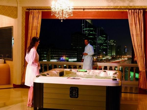 Stay In Series 3 Seats Hot Tub Indoor And Outdoor Spa