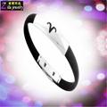 personalized silicone bracelets