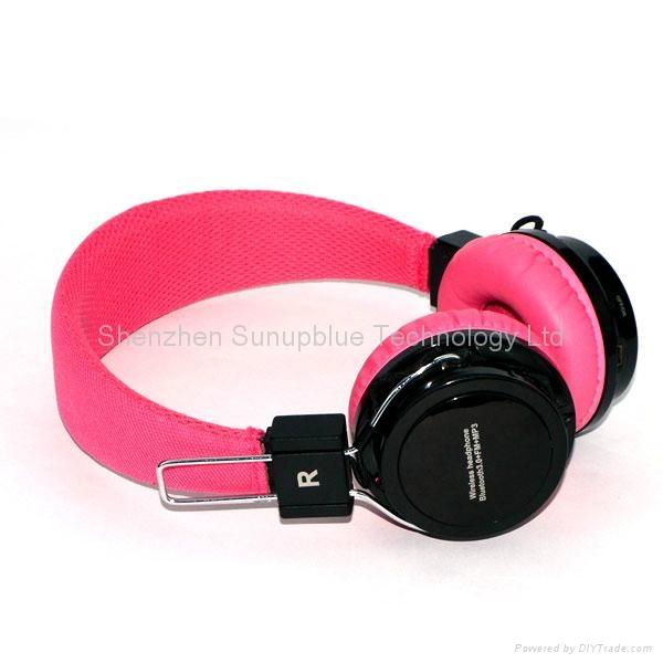 High Quality Cheap Bluetooth Headphones With Fm Radio