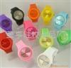 硅胶环保果冻手表 1