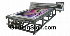Mimaki JF-1610 Flatbed UV-curable Inkjet Printer
