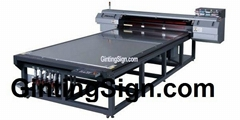 Mimaki JF-1631 Flatbed UV-curable Inkjet Printer