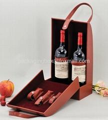 custom wine packaging bo