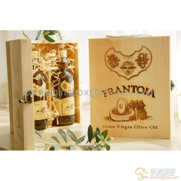 custom gift cardboard olive oil packaging boxes company in china 2