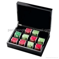 wooden tea gift boxes manufacturer in