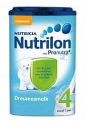Nutrilon infant milk powder