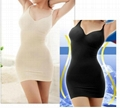 Seamless Breast Up Shaping skirt One