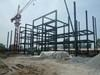 pattern H steel for structure workshop/building/(prefabricated)warehouse