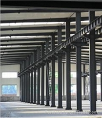 steel structure beam and column for warehouse/workshop/building