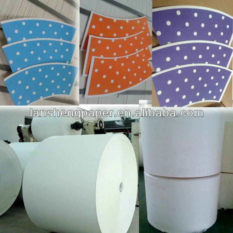 pe coated cup fan 2