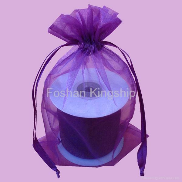 歐根紗袋 1