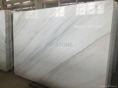 白色大理石大板