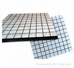陶瓷橡膠復合板