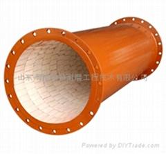 陶瓷復合管材