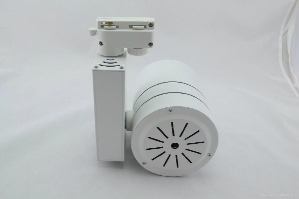 full white LED Track Light 20w 4