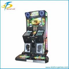 Magic Ⅲ Double Player music machine
