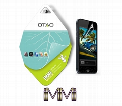 OTAO IMMI Series HD Matte Screen Protectors for iPhone 5s/5c