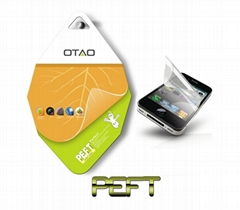 OTAO Auto-recovery screen protectors for iPhone 5