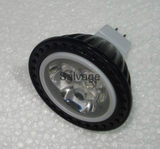 3W spot light led 2