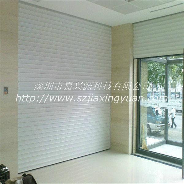 Security Interior Automatic Metal Internal Roller Doors