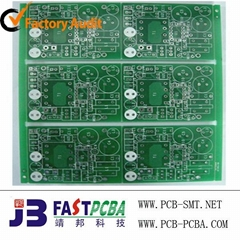 Electricity Energy Meters PCB Bare Board