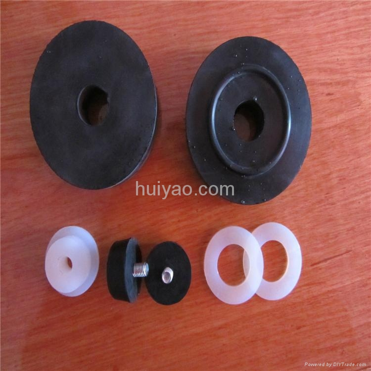 belt screw rubber feet 1