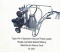 Vacuum Pump-typed Advanced Moblie