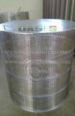 Passive Water Intake Screen Pipes