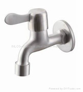 Stainless steel tap 1