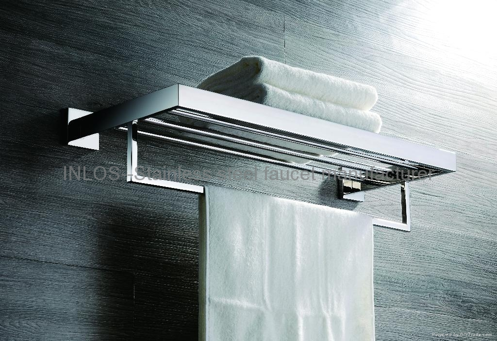 Stainless Steel Bathroom Accessory 1
