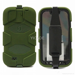 Samsung Galaxy S4 i9500 Griffin Survivor Case