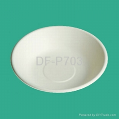 16 oz/450ml Bagasse Bowl