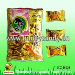 Ginseng Hard Candy