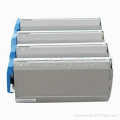 Compatible Color Laser Toner Cartridges for OKI7300