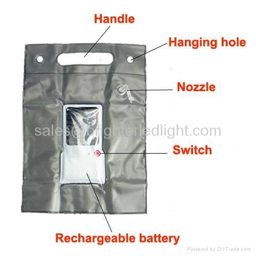 Solar Inflatable Emergency LED Lantern Bag 4