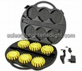Rechargeable LED Warning Lamp Flare Kit