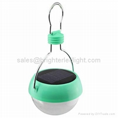 7 LED Solar Light-Operated Switch Light Bulb