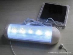 5 LED Solar Wall Lamp