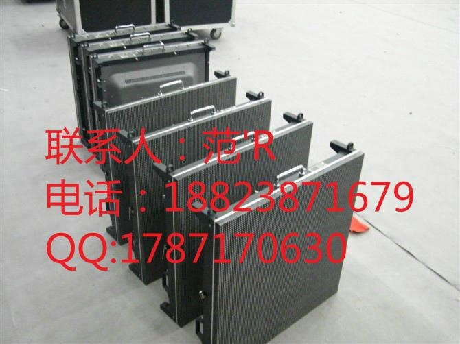 P6室内表贴全彩显示屏 P6室内全彩 锐凌 中国 生产商 显示器件 电子元