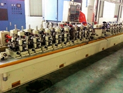 BG series Aluminium tube mill line