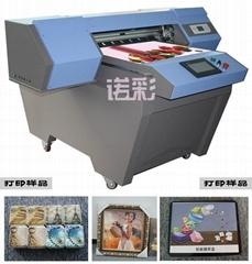 皮具皮包彩色图案平板打印机