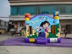 Princess bounce house,do