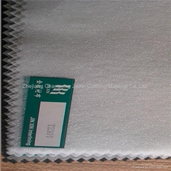 polyester fusible nonwoven interlining