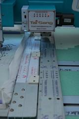 multi-head automatic computerized embroidery machine