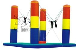 Inflatable sports for sale inflatable bungee sports 1