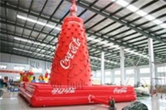 Inflatable sports Inflatable Climbing Wall inflatable giant games